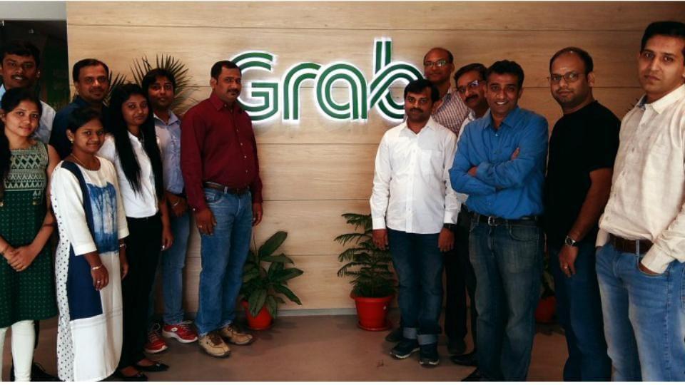 Grab,Grab iKaaz acquisition,Ride-hailing app Grab