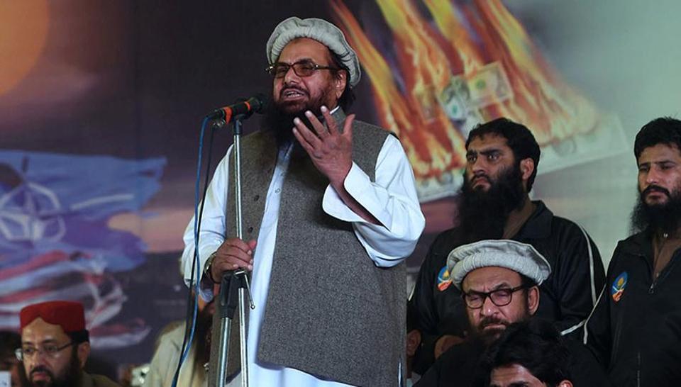 NIA,Syed Salahuddin,Hafiz Saeed