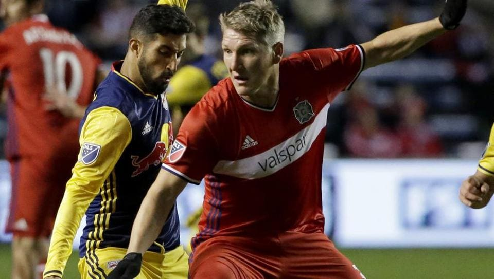 One more year! Bastian Schweinsteiger signs new Chicago Fire contract