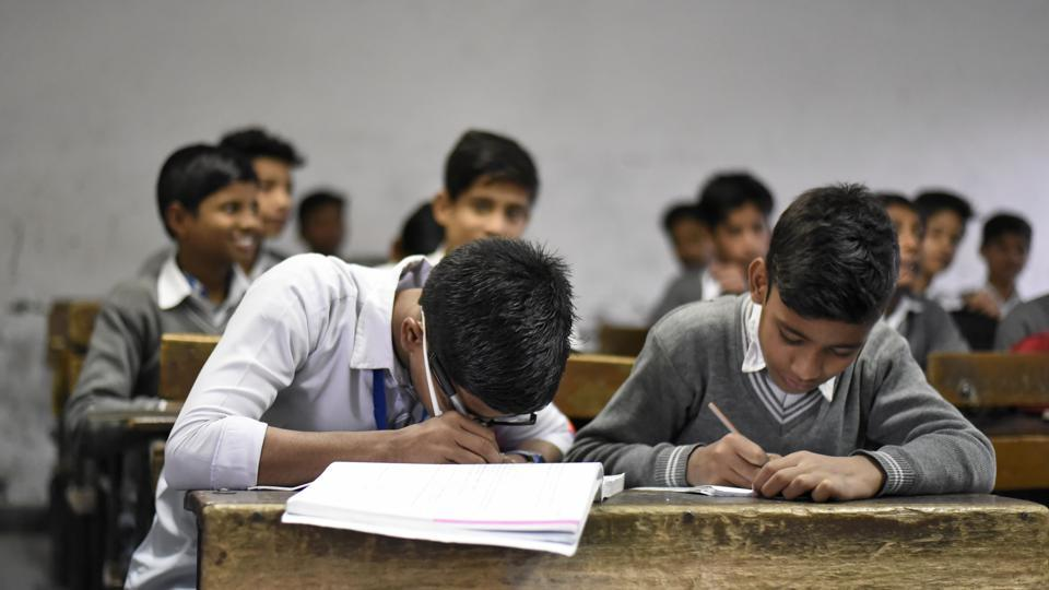 Three students of Munshi Singh College have been given marks in subjects they have not taken.