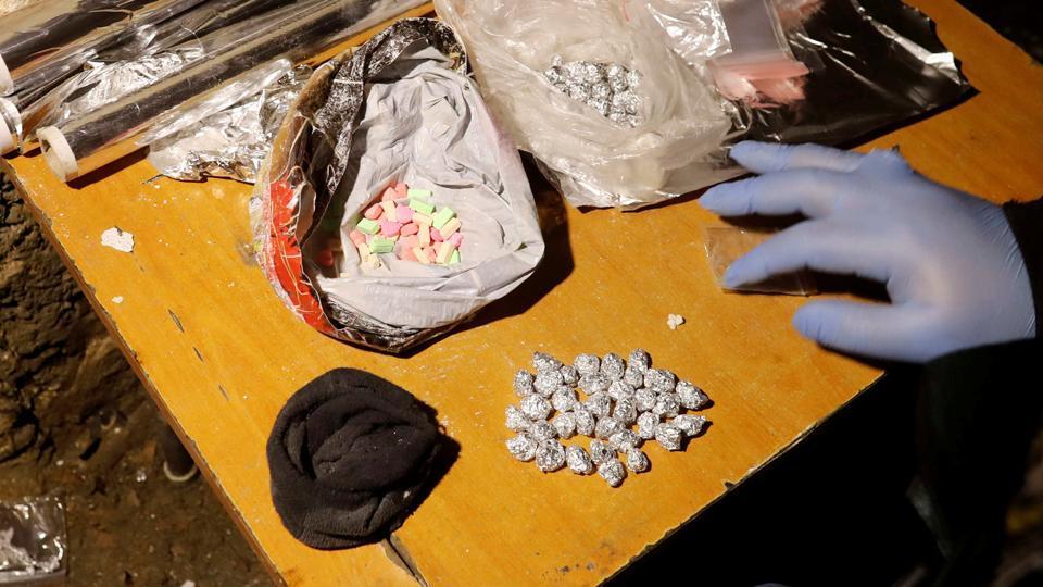 Massive drug bust in Myanmar, 30 mn meth pills, 1,750 kg 'ice