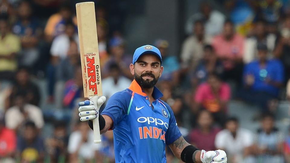 Virat Kohli, captain of the Indian cricket team, has won the Sir Garfield Sobers Trophy for becoming ICC Cricketer of the Year.