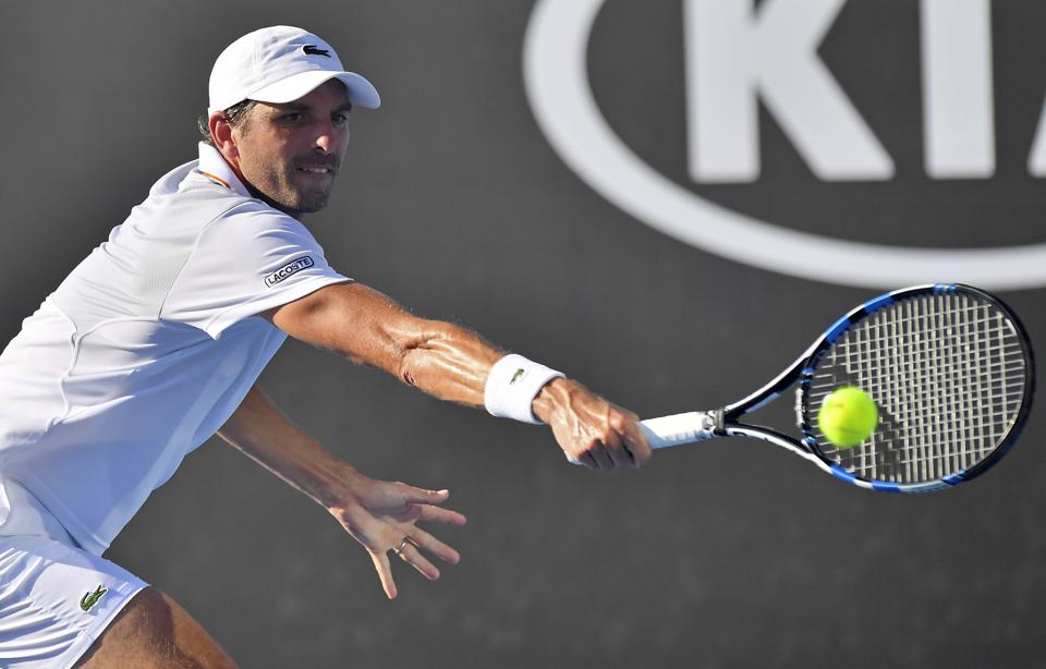 Australian Open,Julien Benneteau,Dominic Thiem