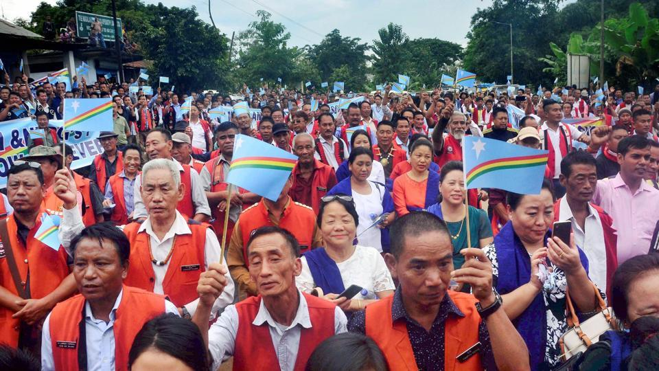 Naga Peace Accord still in the works, likely to be signed after