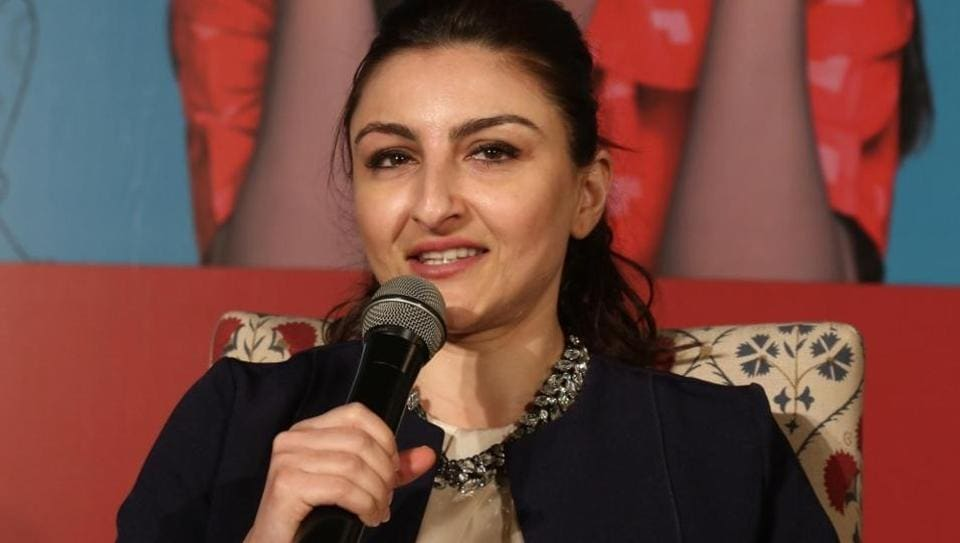 Soha Ali Khan interacted with audience regarding her debut book