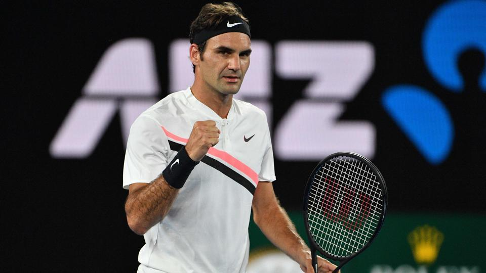 Defending champion Roger Federer will next take on French 29th seed Richard Gasquet. (AFP)