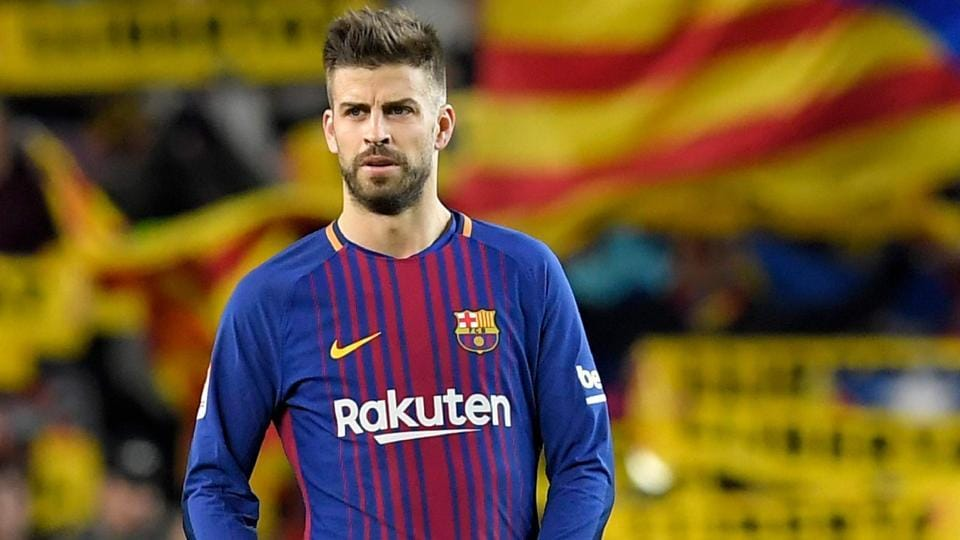 Defender Gerard Pique signs new deal with Barcelona, includes €500m buyout clause