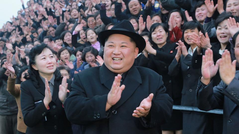 North Korea calls Trump's