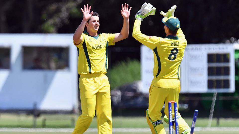 ICC U-19 Cricket World Cup,Jason Ralston,Australian u-19 cricket team