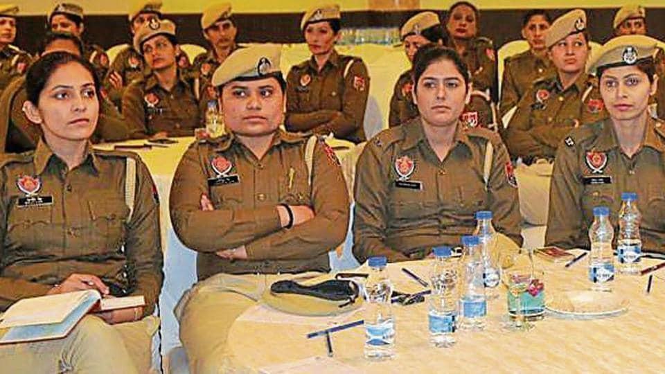 Punjab Police,women police officers,women in Punjab Police