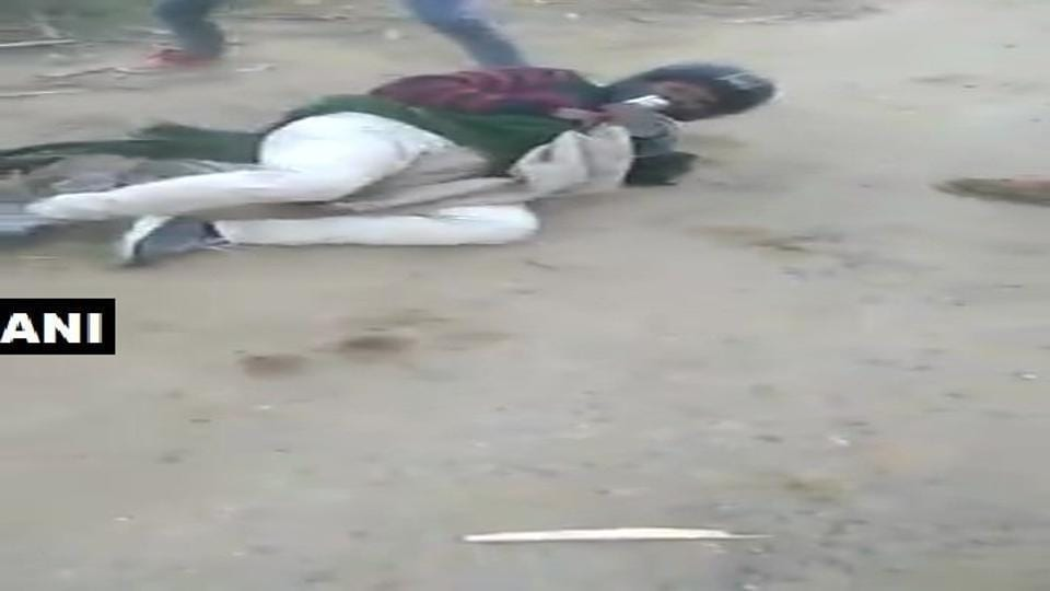 Assault,Dalit man,Muzaffarnagar