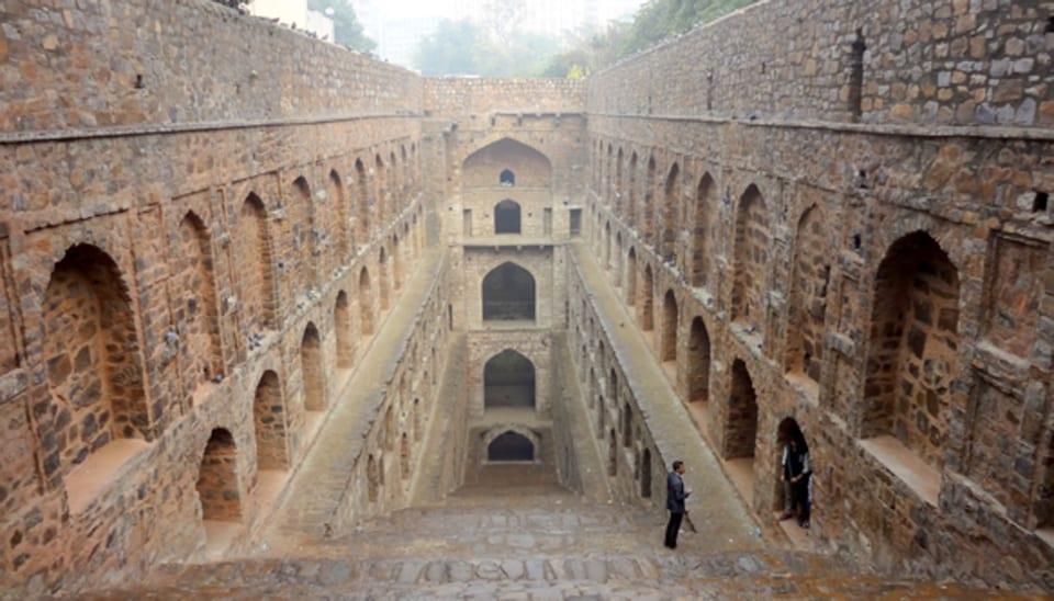 Victoria Lautman,The Vanishing Stepwells of India,Stepwells of India