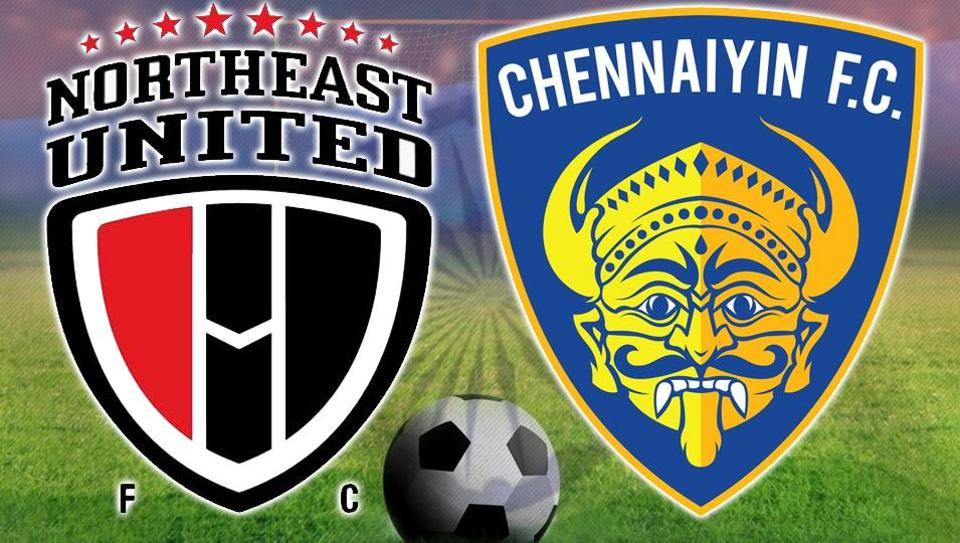 Indian Super League: NorthEast United FC beat Chennaiyin FC 3-1