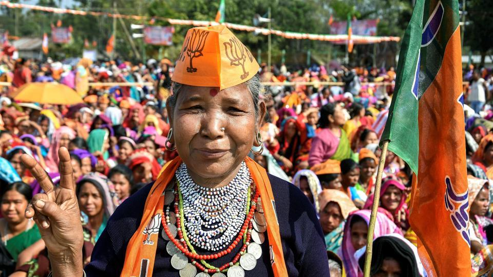 Tripura BJP pacts with IPFT to oust Left 'Twipra Land' in pipeline