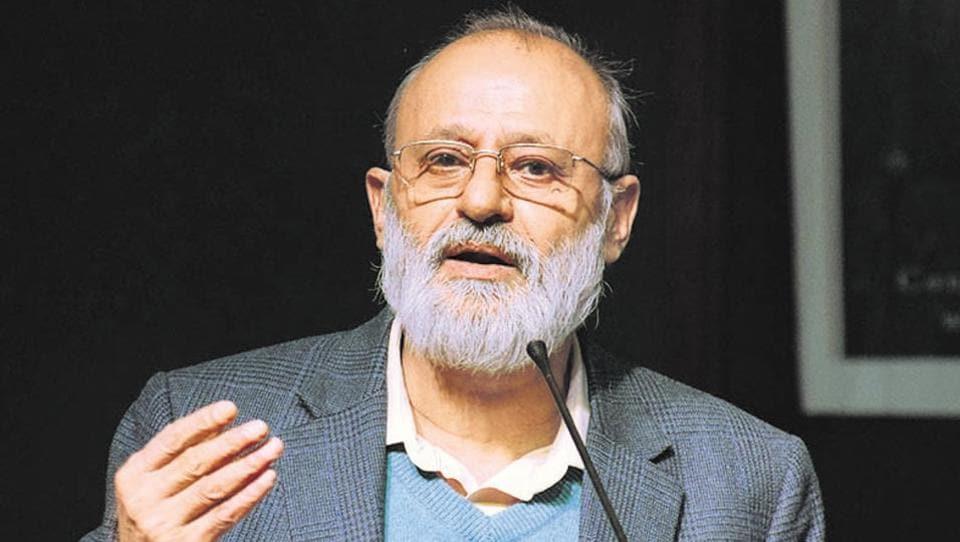Gauhar Raza,Bertolt Brecht,Panjab University