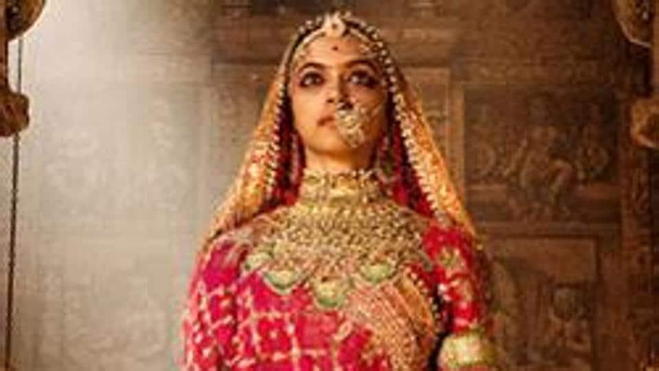 The Sanjay Leela Bhansali film, starring Deepika Padukone, Ranveer Singh and Shahid Kapoor, is scheduled for release on January 25.