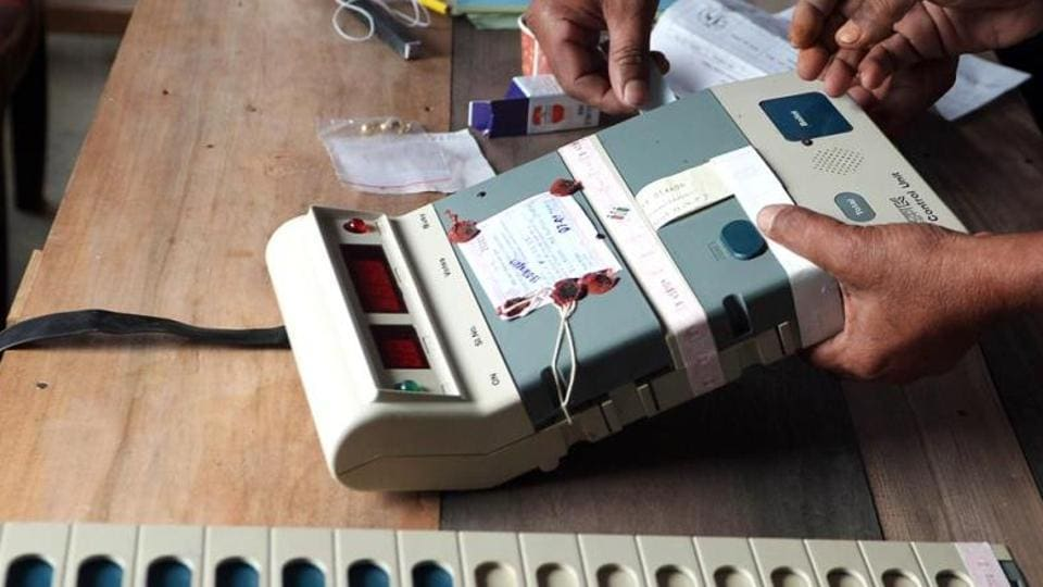 EVMs,Electronic Voting Machine,Rajasthan