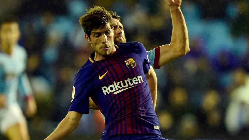 Sergi Roberto,Barcelona,La Liga