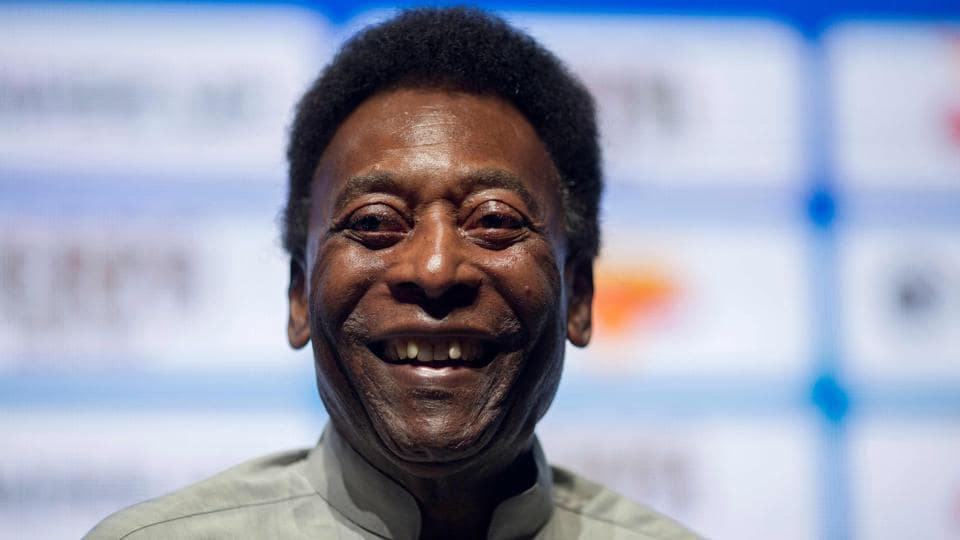 Pele,Brazilian football,Pele hospital