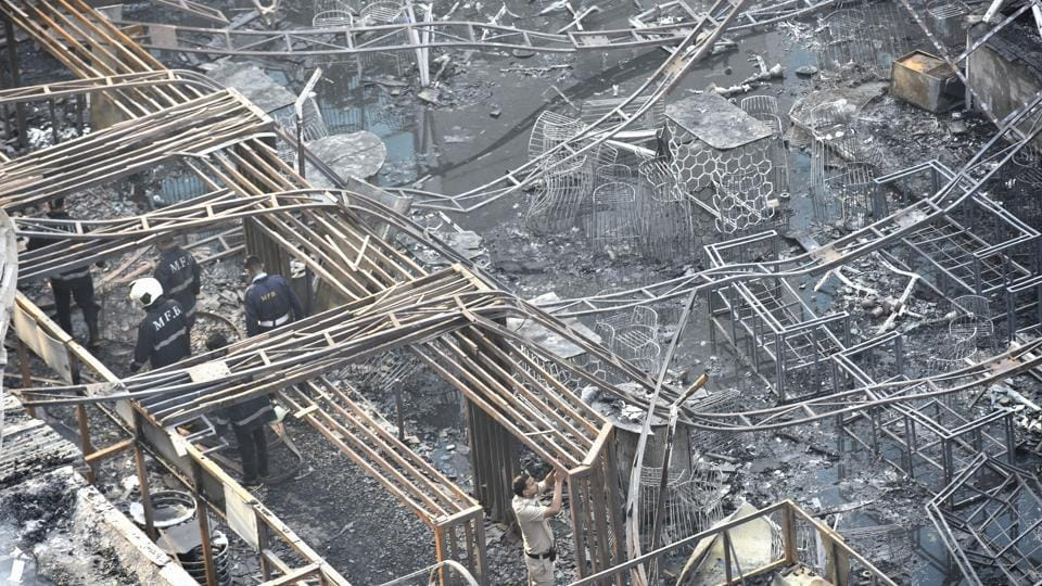 Mumbai,BMC,Kamala Mills fire