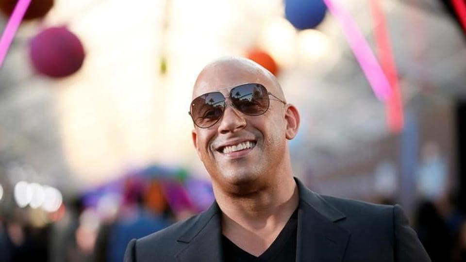 Actor Vin Diesel brings a live stunt show to London titled, Fast and Furious Live