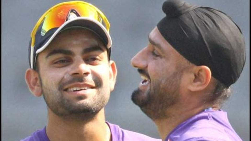 "Harbhajan Singh has backed under-fire Indian cricket team skipper Virat Kohli to learn from his mistakes on his first ""real overseas tour"" to South Africa."