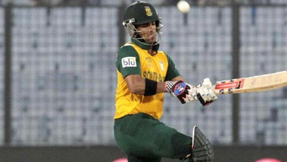 JP Duminy,South African cricket team,Cape Cobras