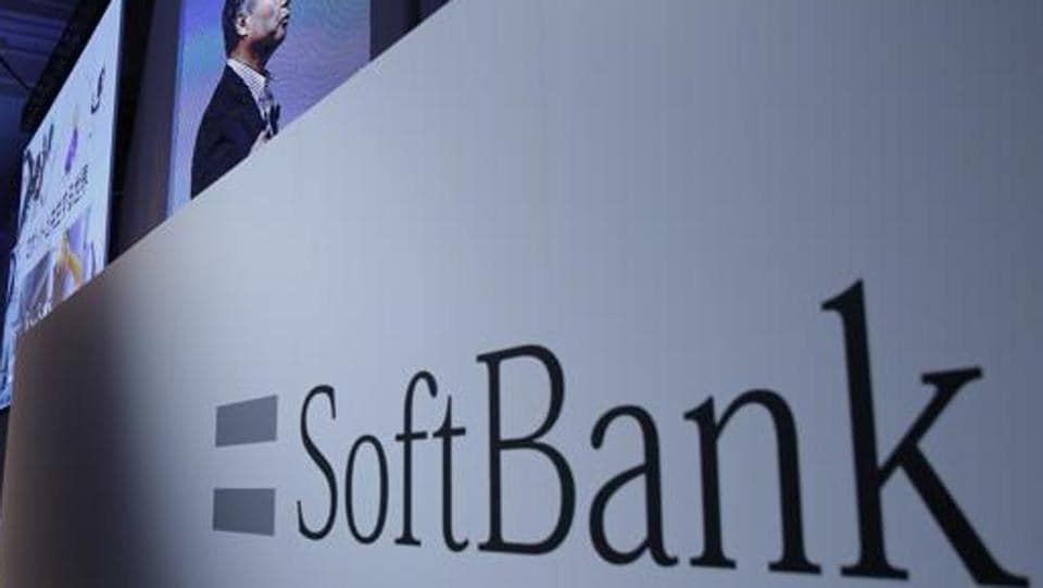 SoftBank Group Corp. chief executive officer Masayoshi Son during a SoftBank World presentation at a hotel in Tokyo.