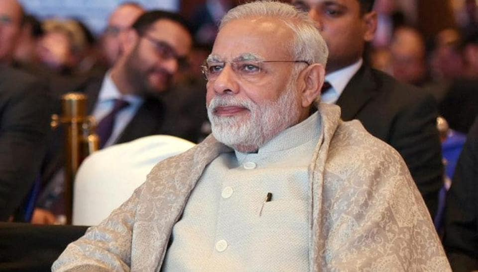 India's Modi heads to Davos to woo more foreign investors
