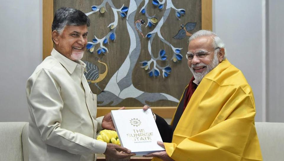 Andhra Pradesh chief minister N Chandrababu Naidu, who met Prime Minister Narendra Modi recently, said his state would approach the Supreme Court to get its due.