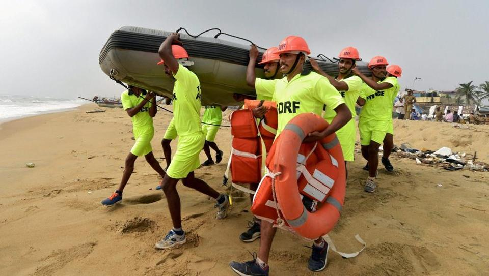 National Disaster Response Force,NDRF,Safety Drills
