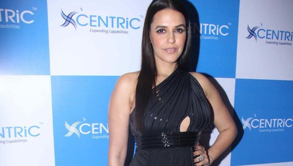 Neha Dhupia is also a radio host now.
