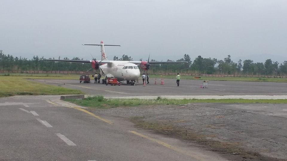 The ministry of civil aviation has given its approval for the Dehradun-Pantnagar air service.