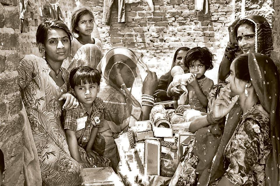 Hindu refugees from Pakistan, Jodhpur, 2012. To criticise India for this amendment is like criticising countries for taking in Jews during the mid-20th century