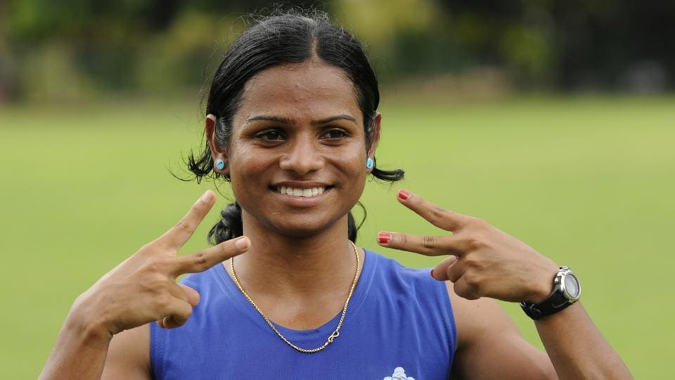 Dutee Chand's 'Gender Case' to be suspended for 6 months