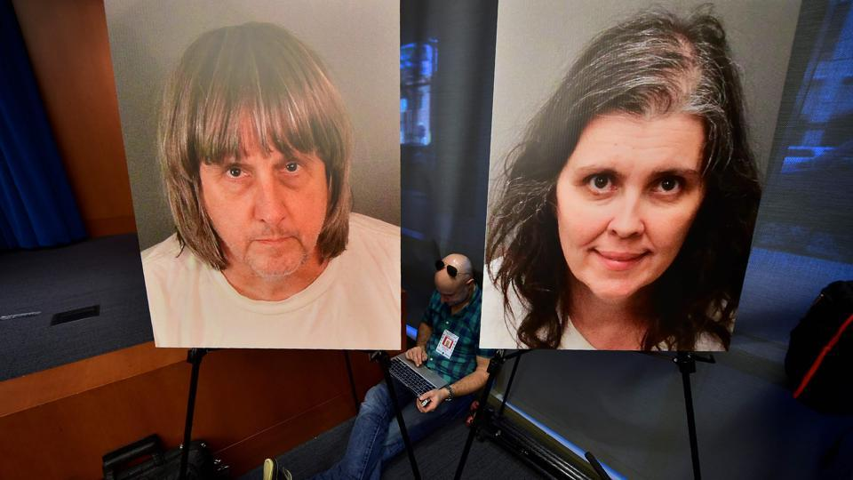 California Couple Pleads Not Guilty to Charges of Torture, Child Abuse