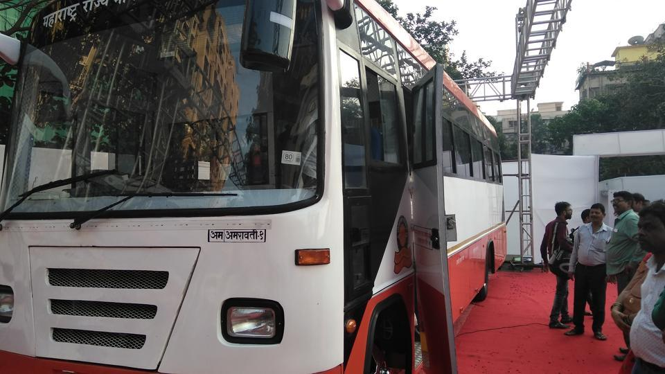Mumbai transport,AC buses,sleeper coach