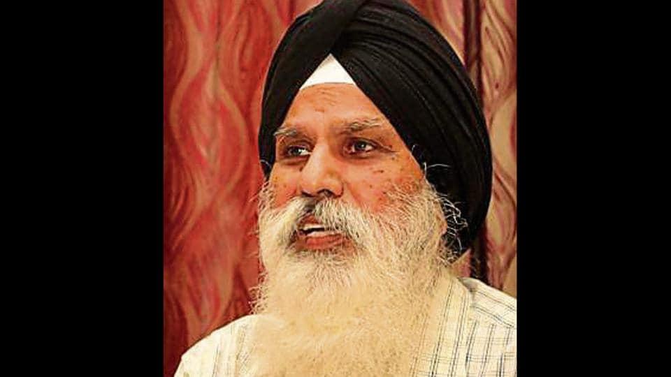 Akal Takht,Charanjit Singh Chadha,resign