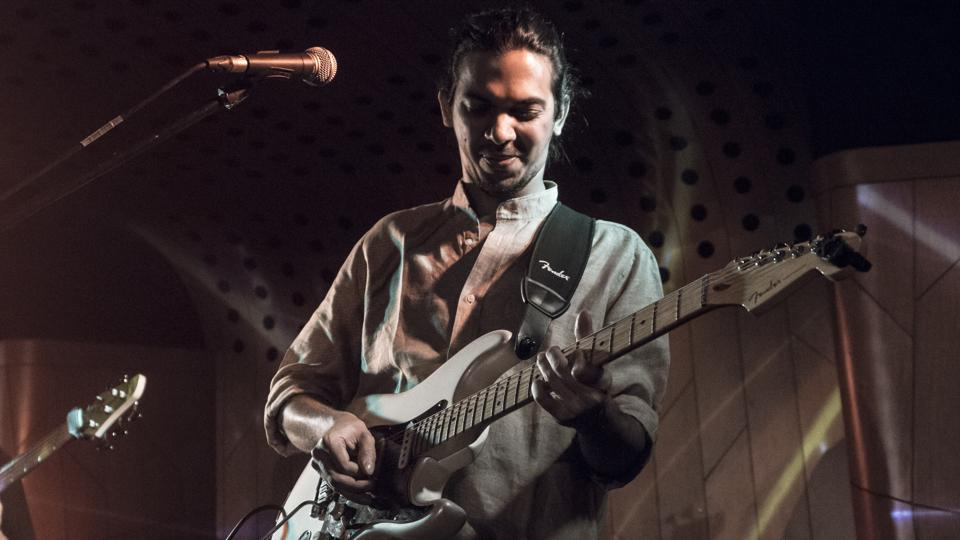Musician Vinay Kaushal talks about his new album, how he funded it, and his experiences while recording it