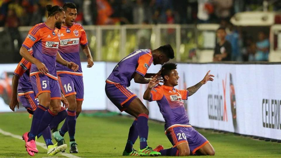 FC Pune City defeated ATK in their Indian Super League (ISL) encounter on Saturday.