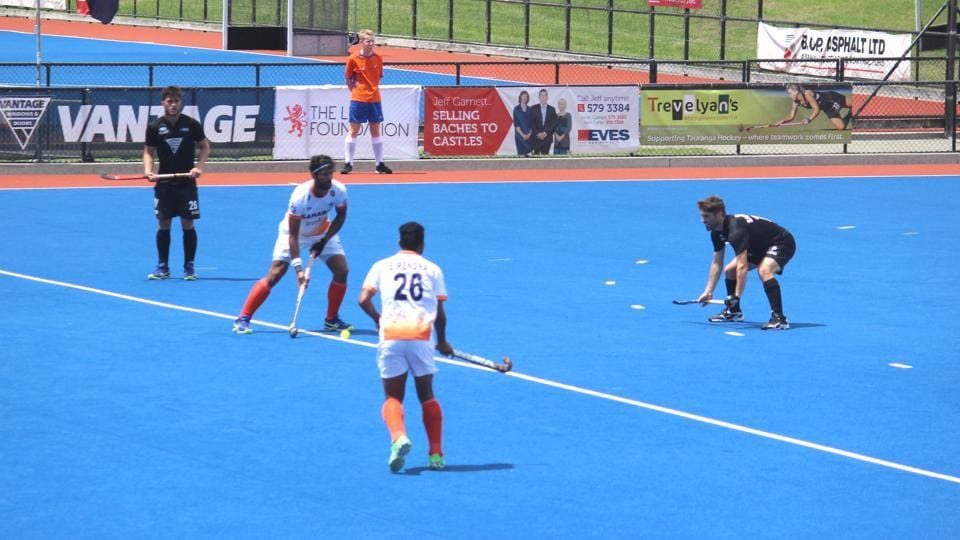 India will be eyeing revenge against Belgium in the final of the Four Nations tournament after losing 0-2 to them in the league stages.