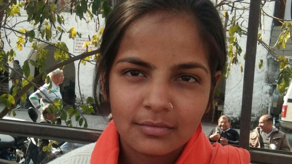 Sunita had alerted the Nainital district magistrate to her conversion on January 7 through an affidavit sent by registered post.