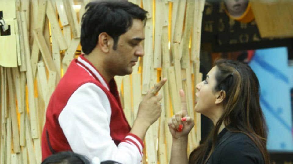 Shilpa Shinde,Vikas Gupta,Bigg Boss 11