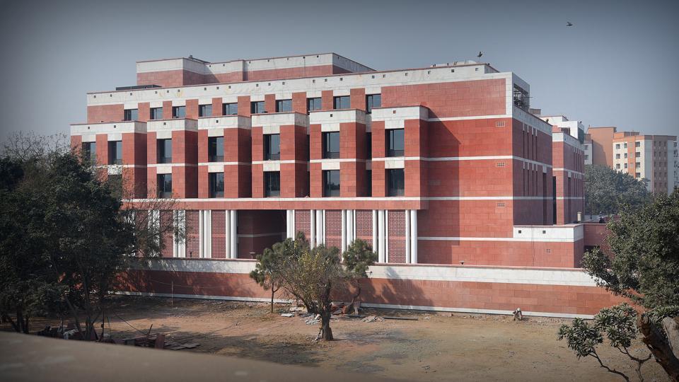 BJP,New headquarters,DDU Marg