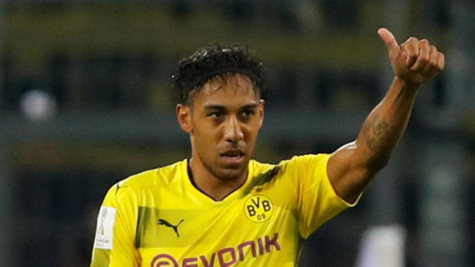 Pierre-Emerick Aubameyang is under contract with Borussia until 2021.