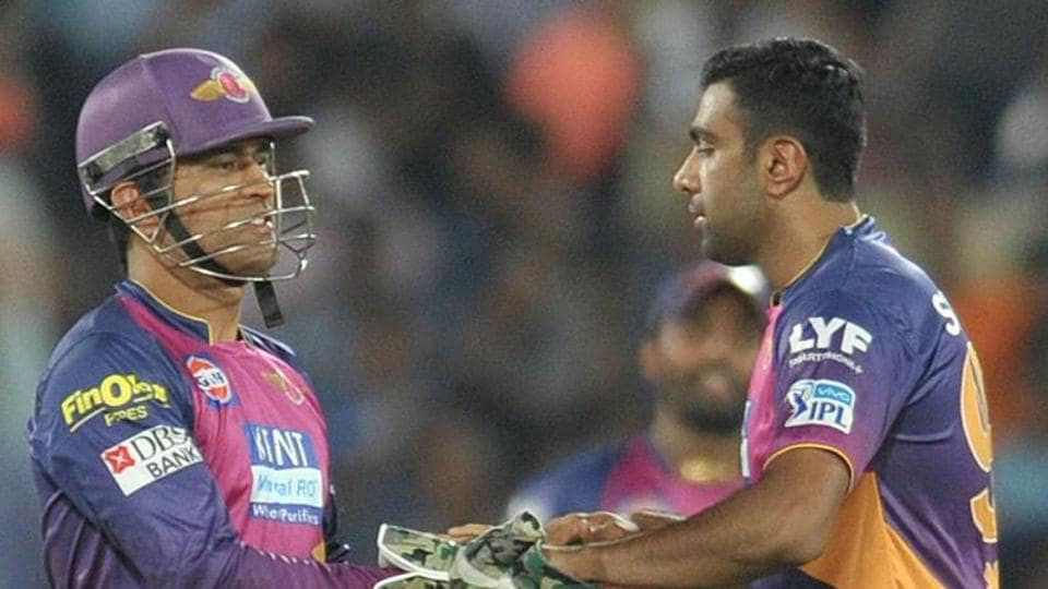 Ravichandran Ashwin, who played for Rising Pune Supergiants, may see huge interest from MS Dhoni-led Chennai Super Kings in the Indian Premier League (IPL) auction .