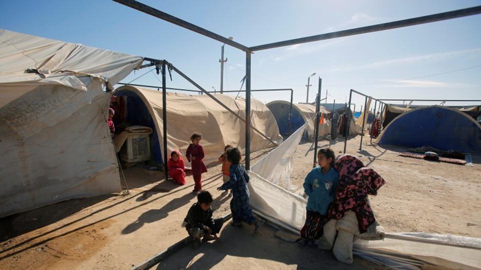 Islamic State,UNICEF,Displaced Children
