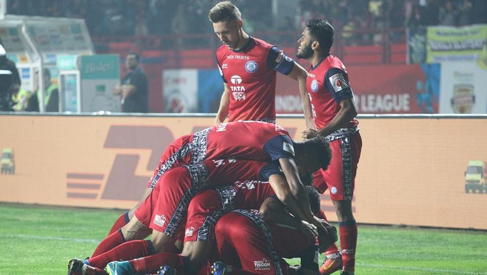 Indian Super League,Jamshedpur FC,Delhi Dynamos