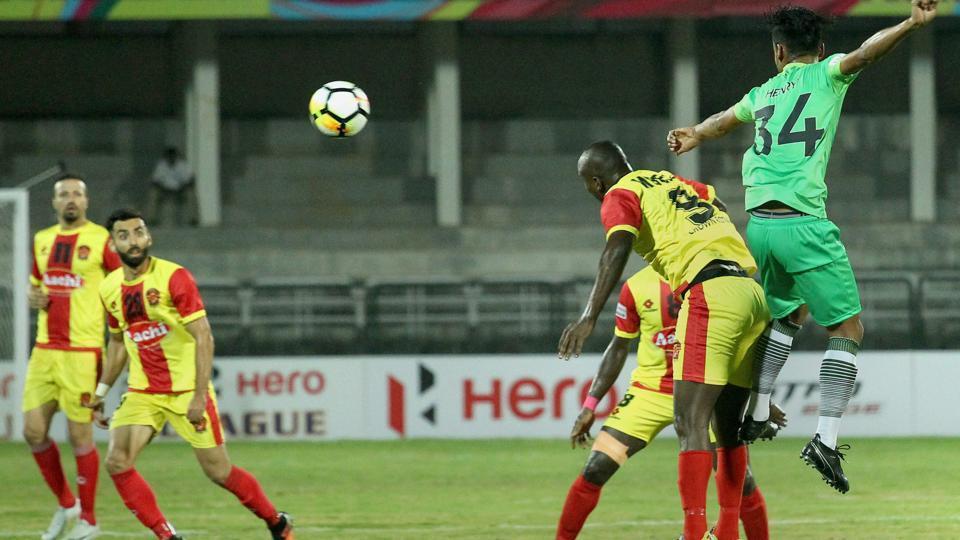 Gokulam Kerala FC beat Chennai City FC in the I-League on Saturday.