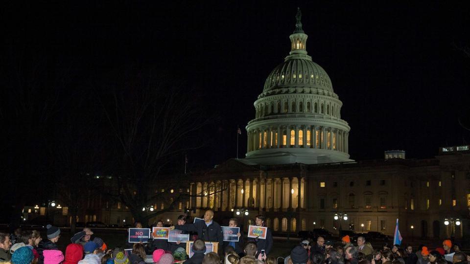 Schumer: Shutdown talks with Trump are like 'negotiating with Jello'